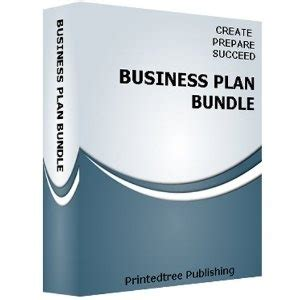 Optician business plan bundle